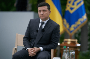 Volodymyr Zelensky: Ukraine Won't Interfere in the US Elections