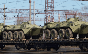 Russia Announces Weapons Supplies to Donbas
