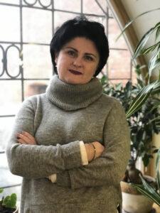 Olena Olishevska expert