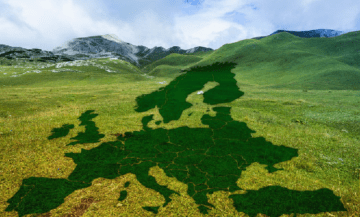"Ukraine to Join the EU's ""Green Agreement"" in October"
