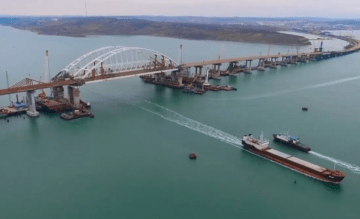 EU Ambassadors Agreed to Sanctions for the Kerch Bridge Construction