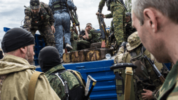 Mercenaries from More than 30 Countries to Fight against Ukraine in Donbas