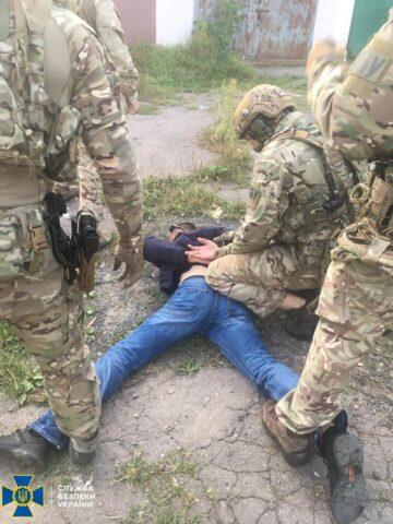 СБУ затримала агента ФСБ, який готував диверсію
