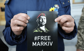 Ukraine's Internal Ministry Released Evidence of Vitaliy Markiv's Innocence