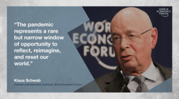 """The Great Reset"" by the World Economic Forum"