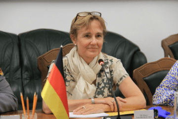 German Ambassador Anka Feldhusen: Ukraine Takes the Initiative at the Talks in Minsk