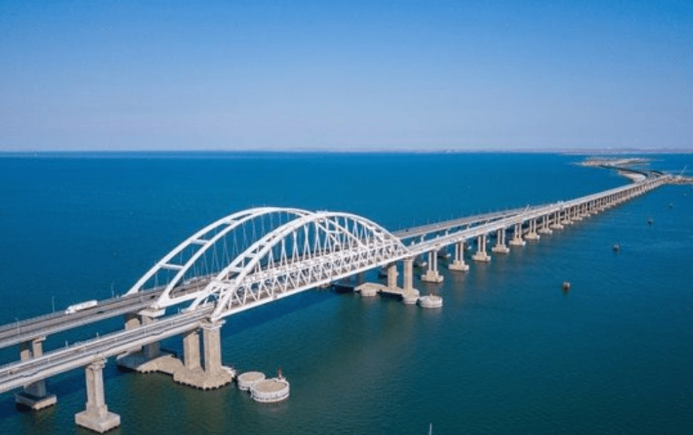 Kerch bridge