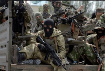 Who Are the Russian Mercenaries in Donbas?