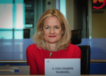 "MEP Viola Von Cramon-Taubadel: ""There is growing political discontent in Brussels on the reforms in Ukraine"""