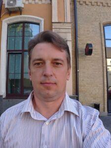 Vycheslav Yakubenko expert