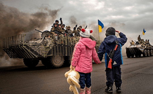 Children Donbas
