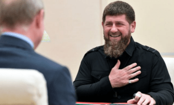 What Does Infantryman Kadyrov Do Among Presidents and Officers?