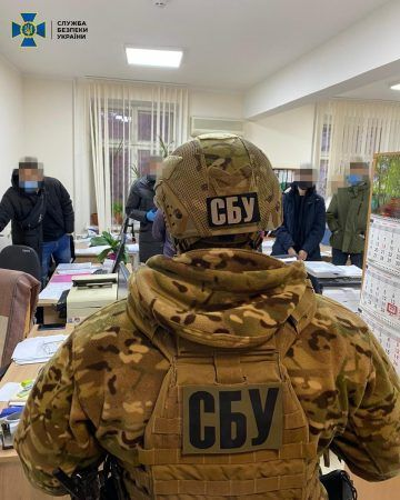 SSU Opens 328 Cases over Encroachment on Ukraine's Territorial Integrity This Year