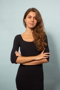 Sofia Sakalosh expertka