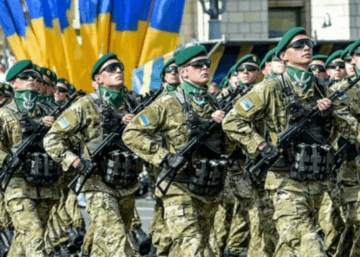 "What is the Information ""Sanitation"" of Ukrainian Military?"