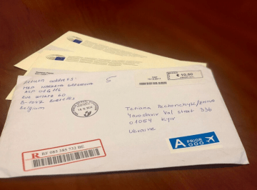 MEPs Sent Support Letters to Ukrainian Political Prisoners