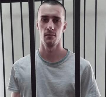 Політв'язень Шумков повертається з російського полону