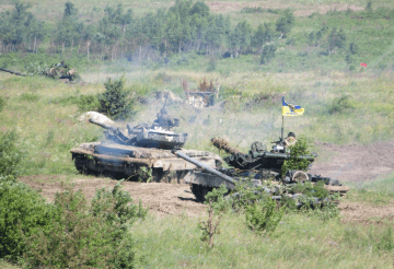 Armed Forces of Ukraine Expanding Geography of Multinational Exercises