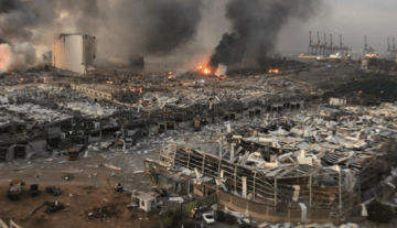 Interpol Issues Notices forTwo Russians over Deadly Explosion in Beirut