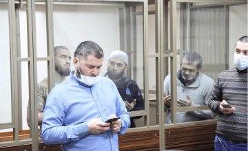 Three Crimean Tatars Convicted on Fabricated Charges in Rostov-on-Don