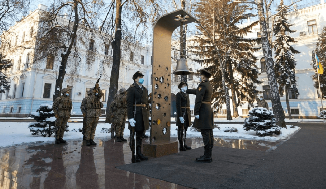 memory of soldiers