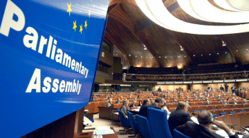 Powers of Russian Delegation to PACE Challenged
