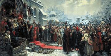Pereyaslav Council / March Articles 1654
