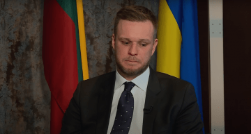 Minister ofForeign AffairsofLithuania: 'Lublin Triangle' Brings Ukraine's European Integration Closer