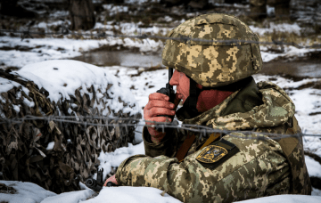 Ukrainian Military Link Escalation in Donbas with Latest Decisions of National Security and Defence Council