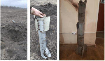 War in Donbas: Ukraine at OSCE Shows Evidence of Use of Grad Rocket System by Pro-Russian Militants on 31 Jan
