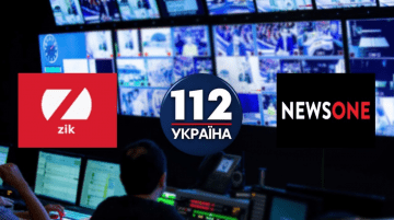 Ukraine Blocks TV Channels Associated with Putin's Relative