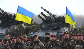 Ukraine to Conduct Paratrooper Exercises near Crimea in Response to Russian Actions