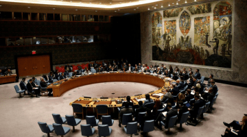 Kyiv Convenes Meeting of UN General Assembly on Situation in Occupied Territories