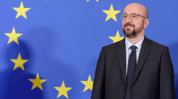 European Council President Arrives in Ukraine on Two-Day Visit