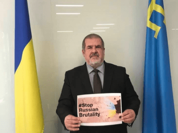 Refat Chubarov: My response to Member of the European Parliament Sandra Kalniete