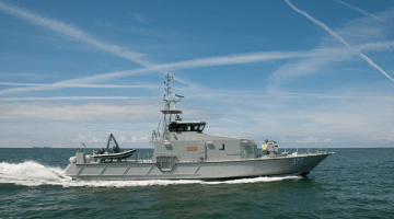 Cabinet of Ministers of Ukraine Approves Borrowings for Purchase of French Patrol Boats