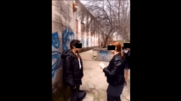 Students in Crimea Brutally Beat Their Crimean Tatar Classmate (Video)