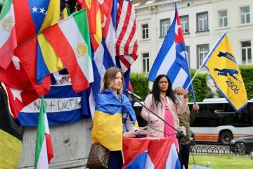Promote Ukraine Joins Together for Freedom Global Movement