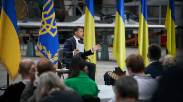President Zelensky: Representatives of 30 Countries to Arrive in Ukraine on Independence Day