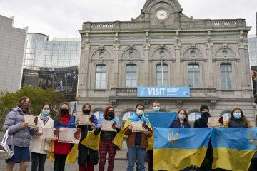 Кампанія #StopRussianBrutality