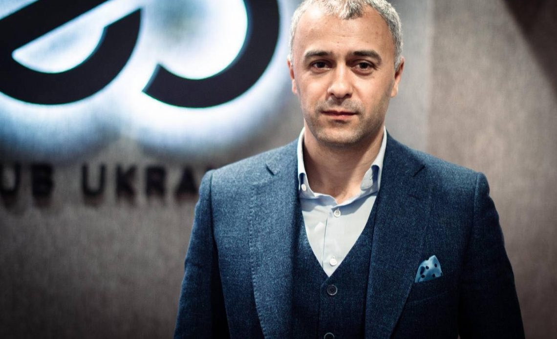Haidaichuk Serhii expert