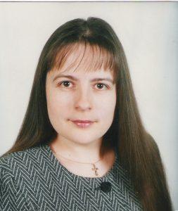 Liliya Brudnitska expertka