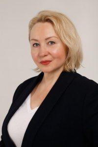 Nataliya Vigivska expertka