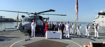 Ukraine, Great Britain to Build Warships and Bases for Ukrainian Navy