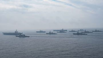 Russia Urges to Abandon Sea Breeze 2021 Multinational Exercise in Black Sea