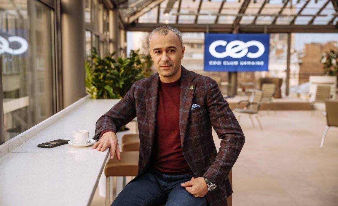 Serhii Haidaichuk expert