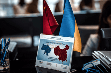 Rushing Off to Jaws of Dragon. Why Kyiv's Rapprochement with China is Dangerous