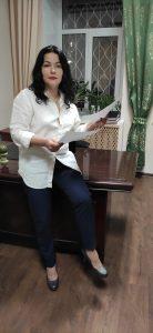 Nadiya Shulyak expertka