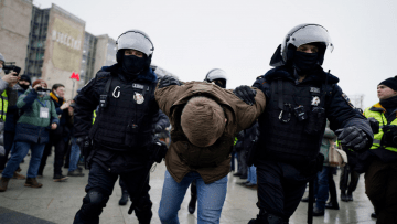 """""""Agents,"""" """"Undesirable,"""" """"Extremists"""" — How Modern Russia Combats Dissent"""