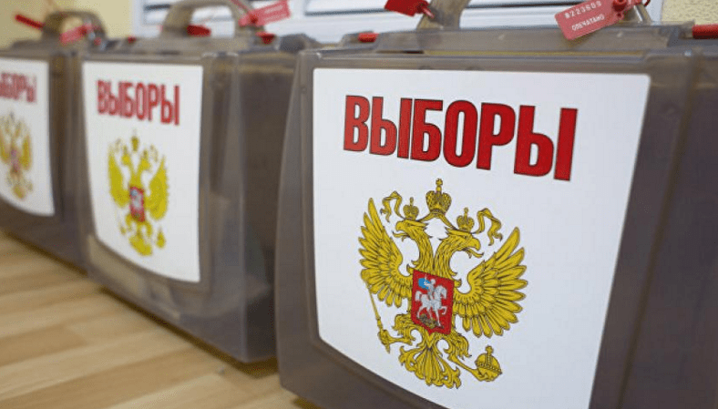 Elections Russia